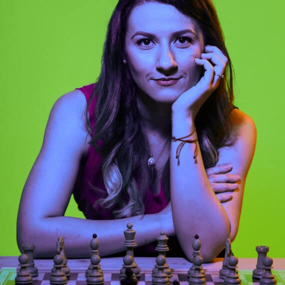 Co-Chess -Corporate Portrait