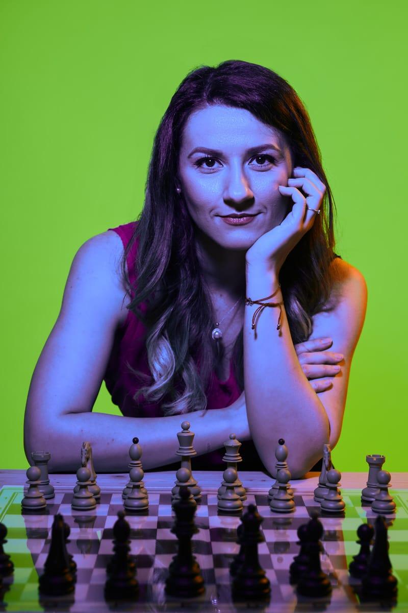 Co-Chess -Corporate Portrait
